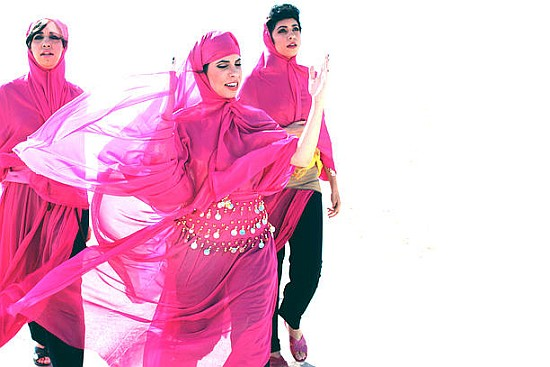 Topping Charts In Israel, An Arabic Song By Three Sisters