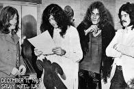 Led Zeppelin to Release Unheard Tracks Recorded With Indian Musicians