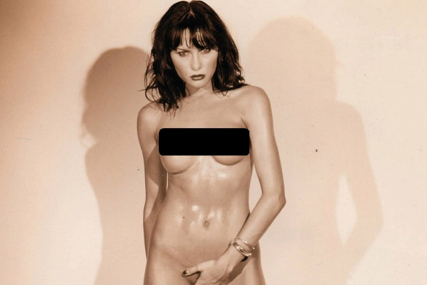 NY Post's Cover Sizzle: A Nude Potential First Lady