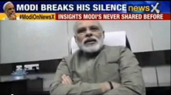 Narendra Modi: Two Interviews