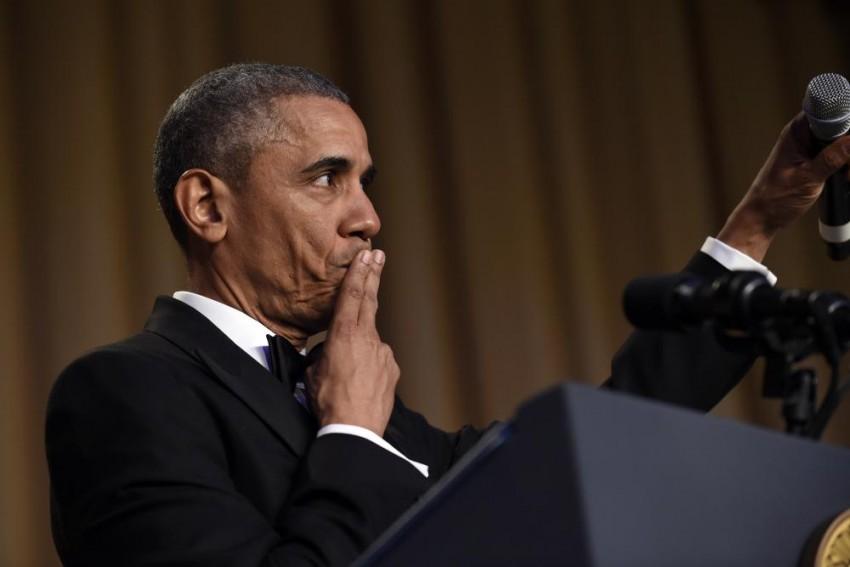 Watch Obama's Hilarious Final White House Correspondents' Dinner Speech