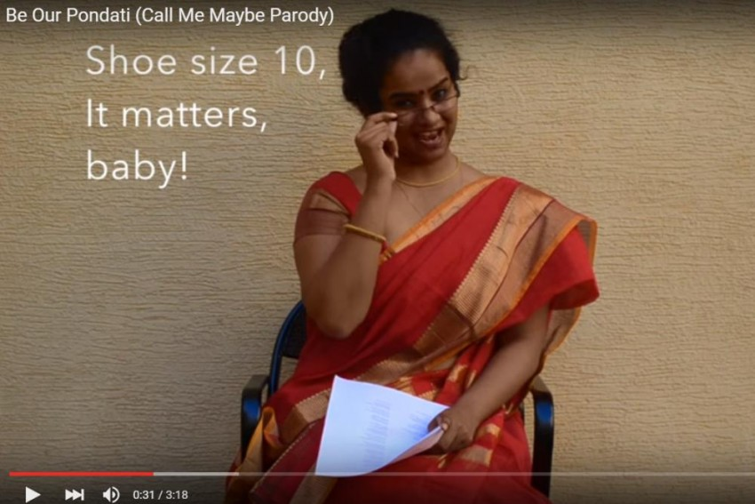Watch: A Matrimonial Ad 'Call Me Maybe' Style