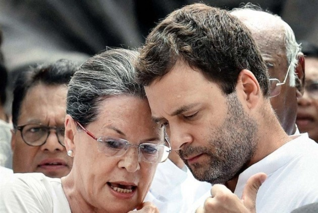 Blaming BJP For Rot Within Won't Help Congress