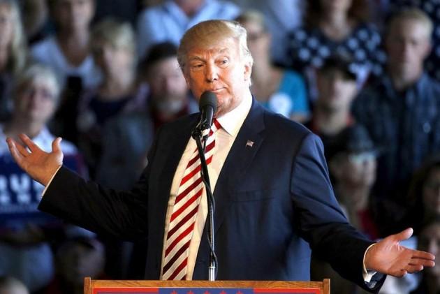 Watch: Donald Trump Pulls Out All The Stops With 'Ab Ki Baar, Trump Sarkar'