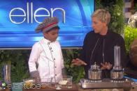 6-Year-Old Boy Wonder Cooks Kerala's Puttu for US Audience on Ellen Show