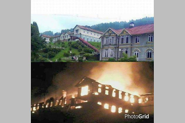 Heritage School Near Darjeeling Falls Prey To Sabotage?