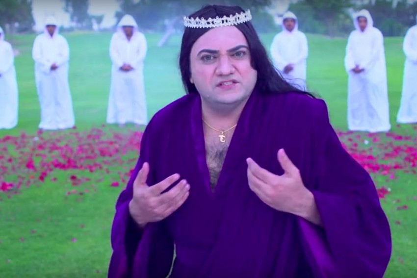 The Internet Is Taher Shah Struck. Again!