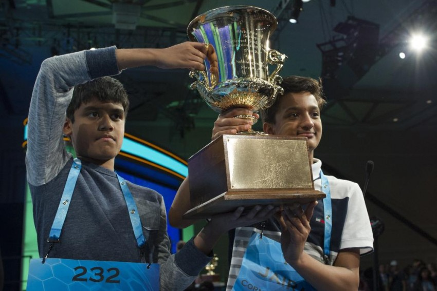 Why Indian-Americans Rock The Scripps National Spelling Bee