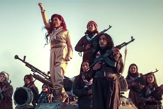 ISIS At Your Doorstep? Sing A Song!