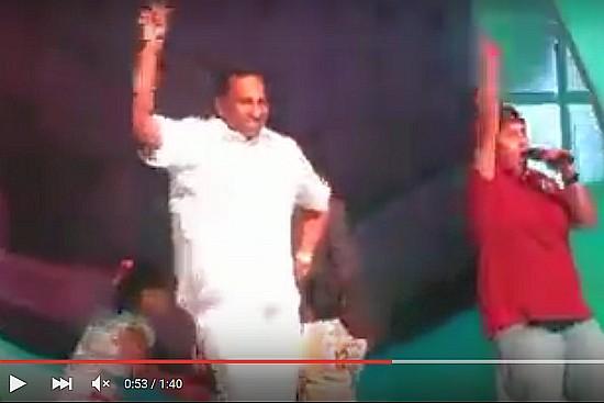 Video: Watch TDP MP Dancing Gangnam Style