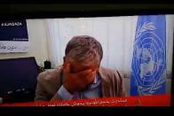 UN Spokesperson Breaks Down While Talking About Gaza