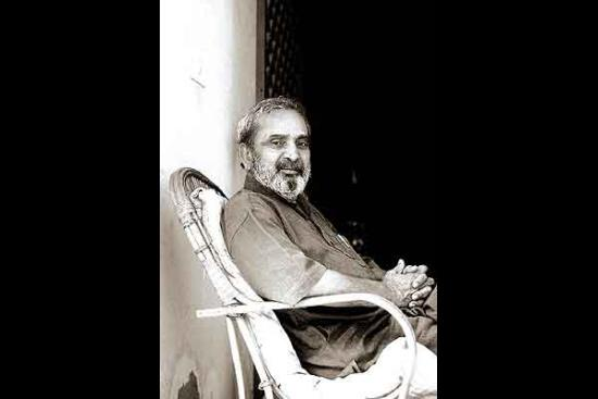 U.R. Ananthamurthy: 'Controversialist' In Death As In Life