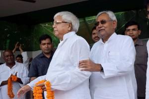 'He Can Get Me Shot', Says Nitish Kumar In Response To Lalu's Viisarjan' Remark