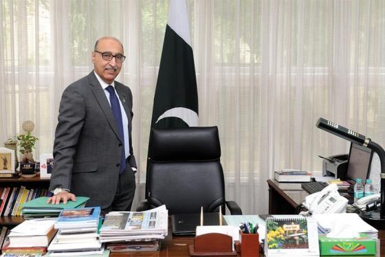 Pakistan's High Commissioner To India, Abdul Basit