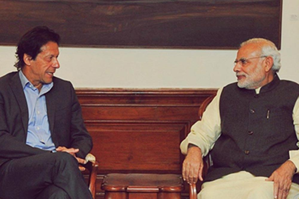 Resumption Of India-Pak Dialogue Can Be Ruled Out Till 2019 Elections