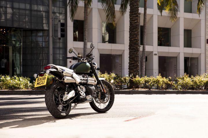 Triumph Scrambler 1200 Unveiled