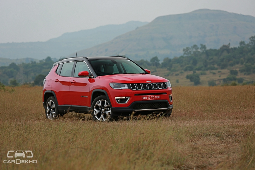 Ford's Jeep Compass Rival Leaked