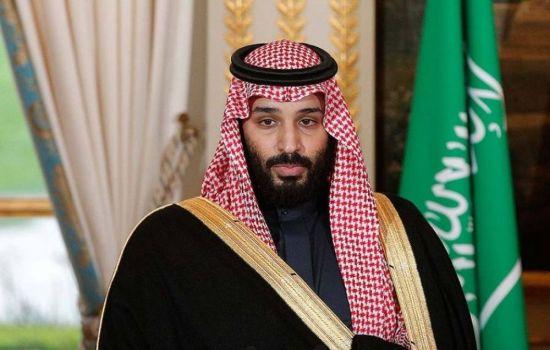 Saudi Crown Prince Muhammad-bin-Salman