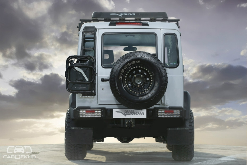More Powerful Force Gurkha Xtreme Launched; Price Rs 12.99 lakh