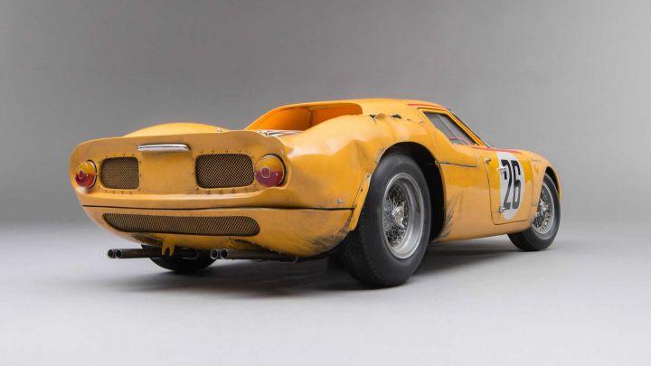 Amalgam 1965 Ferrari 250LM Weathered