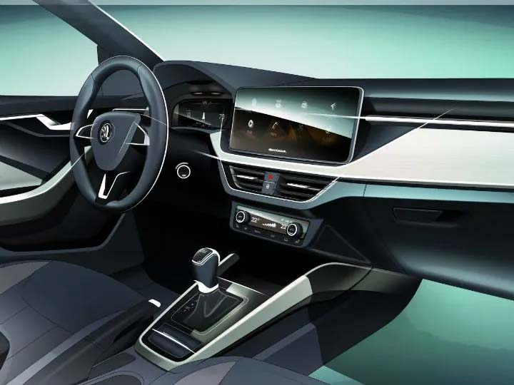 new skoda octavia to launch by 2020. Black Bedroom Furniture Sets. Home Design Ideas