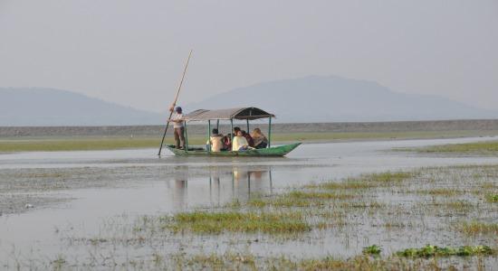 Mangalajodi Village