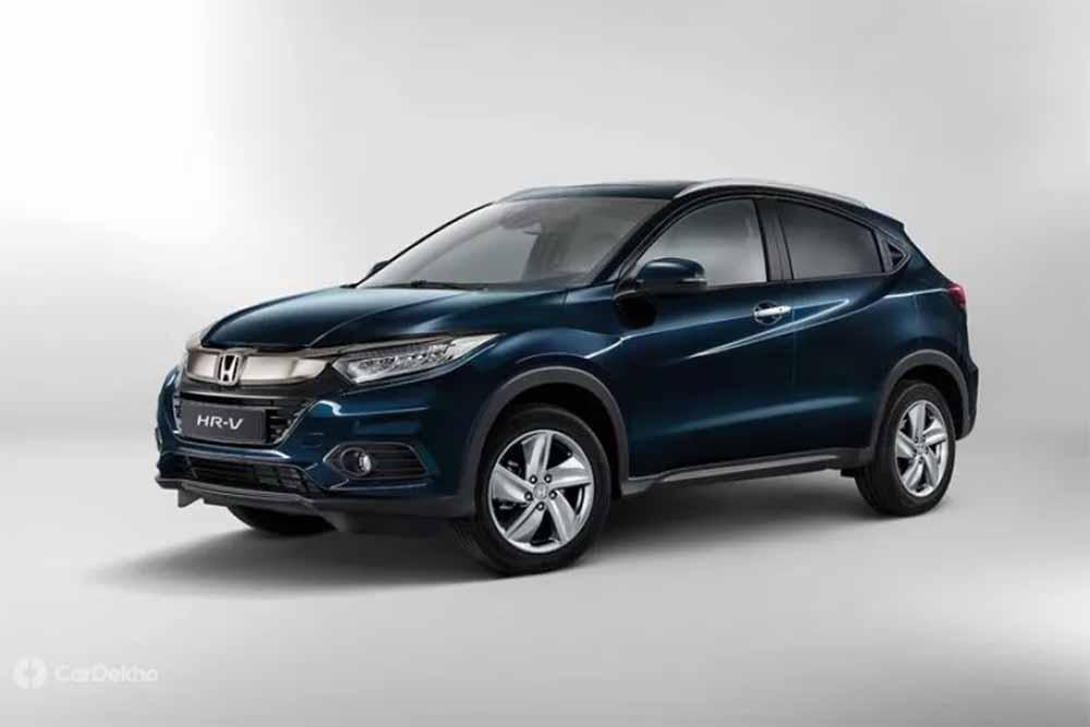 Honda Br V To Make Way For Hr V In India In 2019