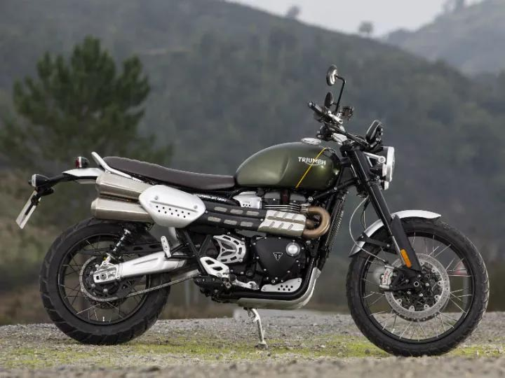Triumph Scrambler 1200 XC Launched in India at Rs 10.73