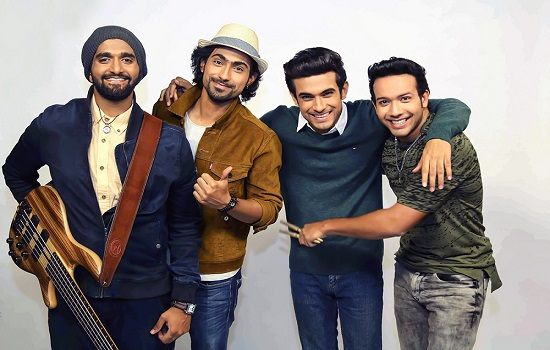 Sanam Puri and Band
