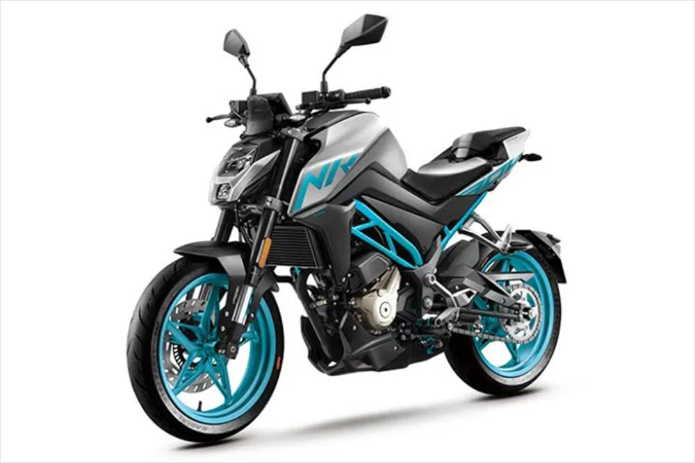 CFMoto 300NK, 650NK, 650MT and 650GT to be launched on