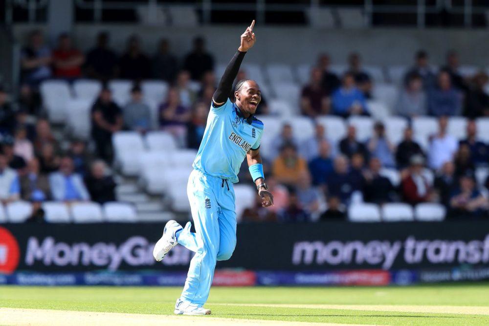 Jofra Archer has taken 19 wickets in 10 matches. (Credit: AP)