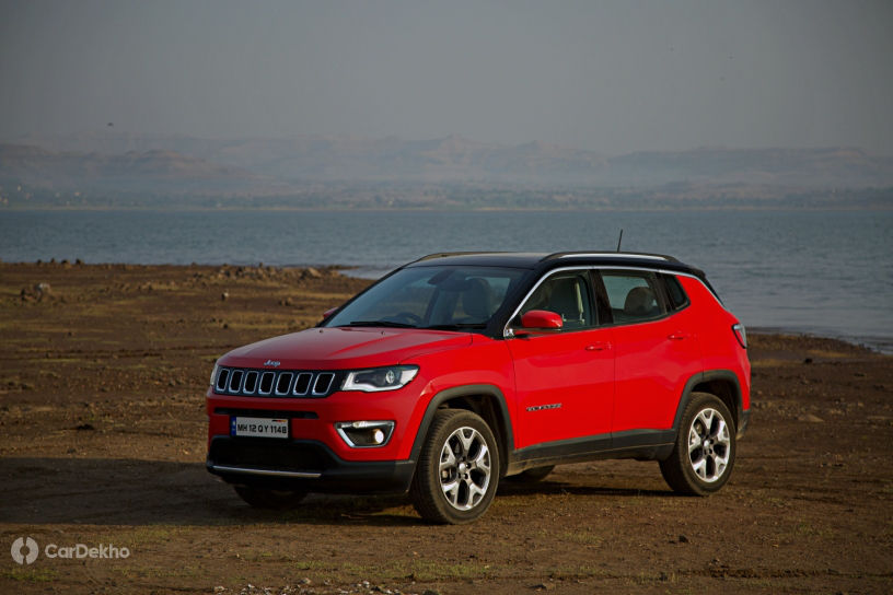 Jeep Compass Offers In August 2019