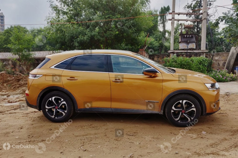 DS7 Crossback Spied In India Again; Possible Rival To BMW X1 & Audi Q3