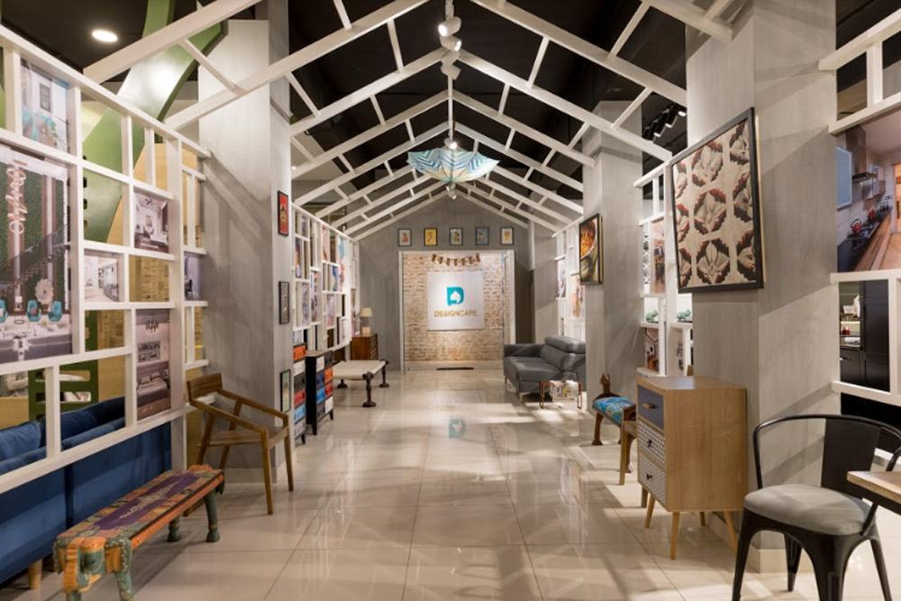 Design Cafe Experience Centre, Bangalore