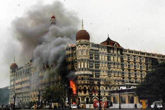 Taj Hotel on 26/11