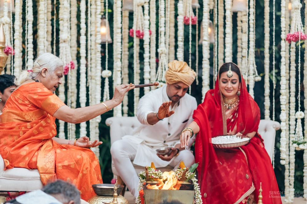 , Dia Mirza Ties Knot With Businessman Vaibhav Rekhi In An Intimate Ceremony In Mumbai, Indian & World Live Breaking News Coverage And Updates