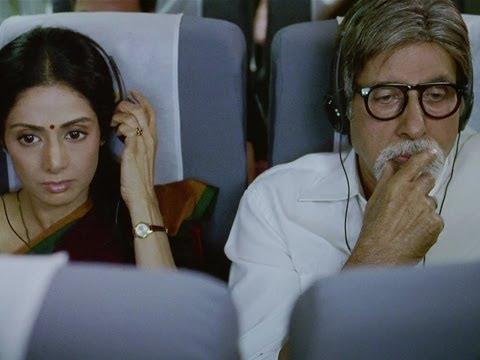 Amitabh Bachchan in English Vinglish