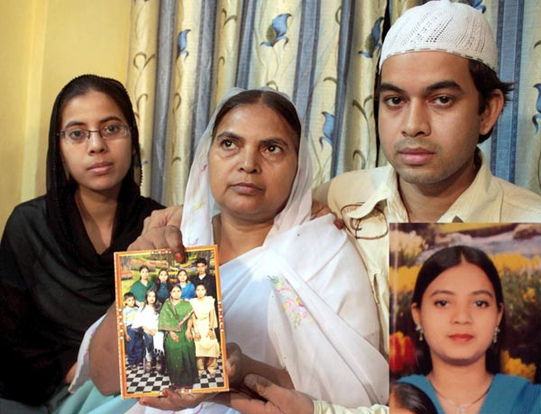 'Who Killed My Daughter Ishrat Jehan?'
