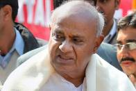 Cauvery Crisis Offers Former PM Deve Gowda Chance to Be Back in Spotlight