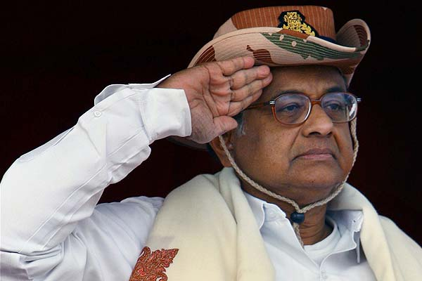 An Open Letter To P. Chidambaram