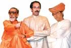<b>Whose Mumbai is it?</b> The Thackerays, Bal, Uddhav and Raj