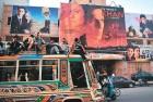 <b>House full</b> A cinema in Karachi screening <i>MNIK</i>, it's a huge success