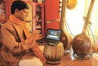 """<b>Neyveli Santhanagopalan,</b> Chennai, Carnatic vocal, www.neyvelisanthanagopalan.com <br> """"Some musicians spend their time online to put dollars into their bank, but I don't look at students as dollar-trees."""""""