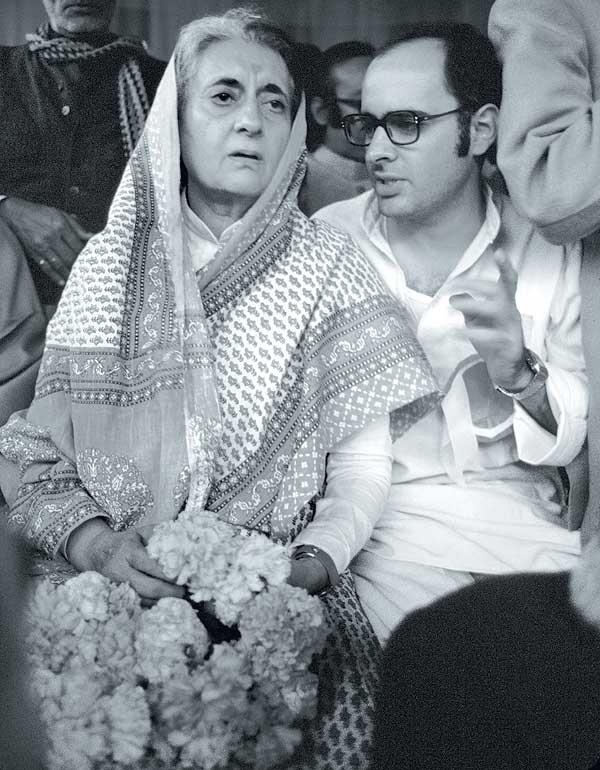 Sanjay Gandhi