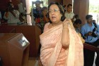 President Accepts Najma Heptullah's Resignation From Union Cabinet