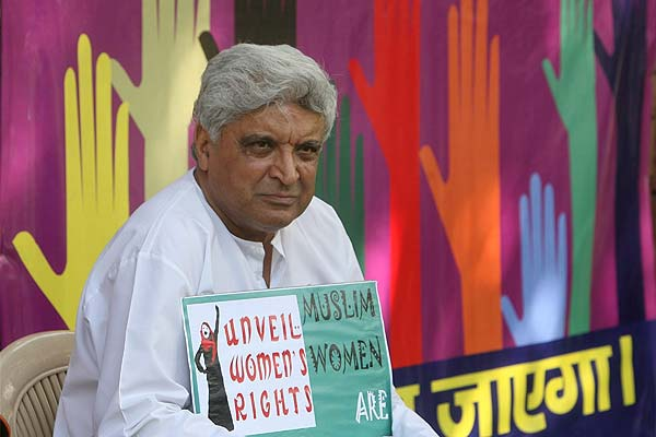Javed Akhtar 'Completely Wrong' In Comparing RSS To Taliban: Shiv Sena