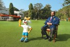 "<b>Suresh Kalmadi</b> ""In the land of cricket, Olympic sports are getting due importance"""