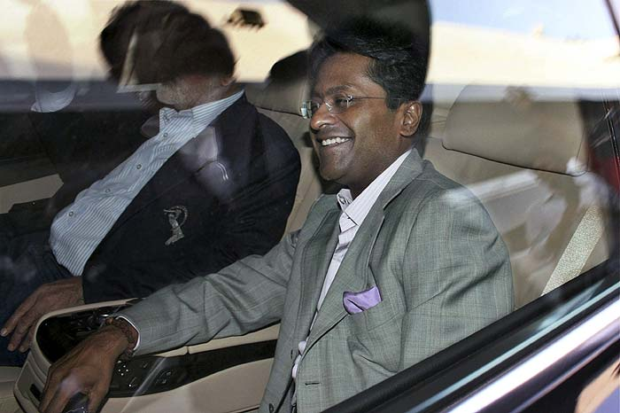 'Manmohan Singh Cabinet Decided Not To Seek Lalit Modi's Extradition'