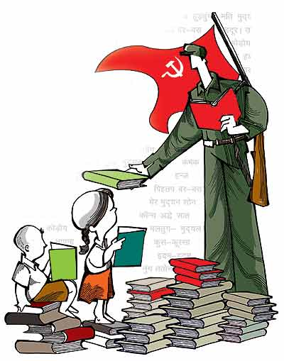 My Book Is Red