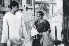 Soumitra and Sharmila Tagore in <i>Apur Sansar</i>